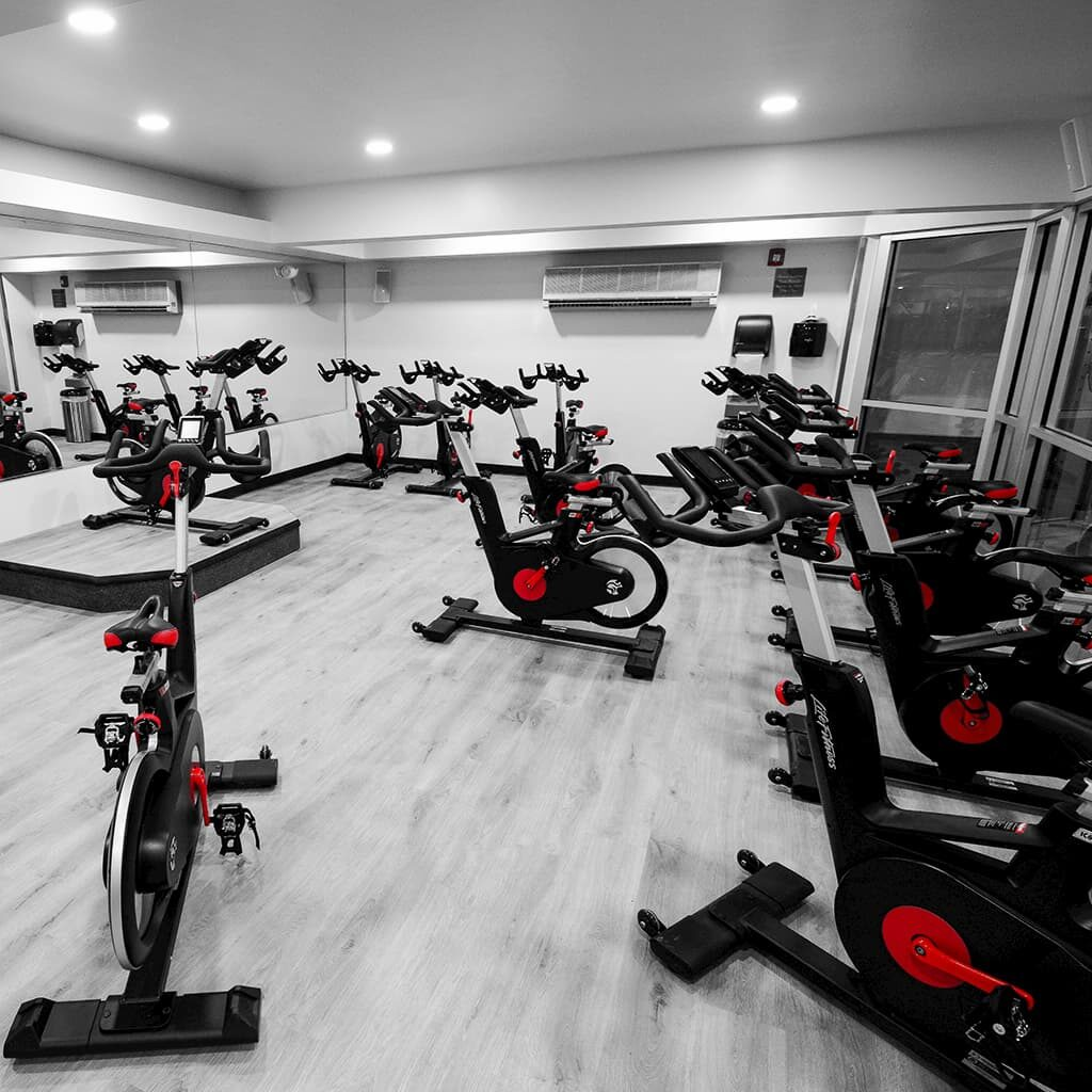 spin classes hydrogen fitness