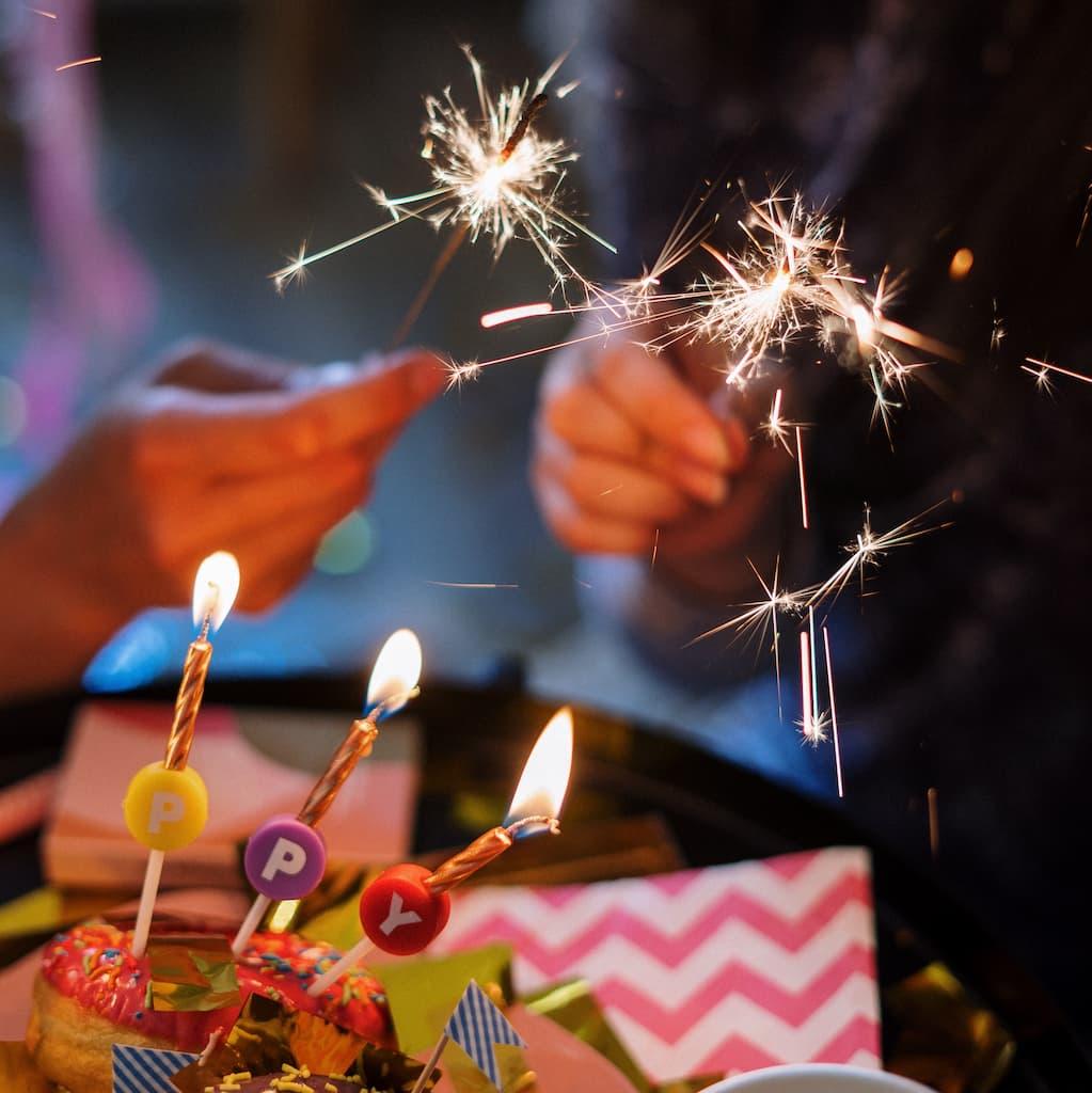 hydrogen fitness birthday party